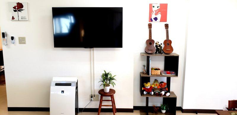 テレビスペース